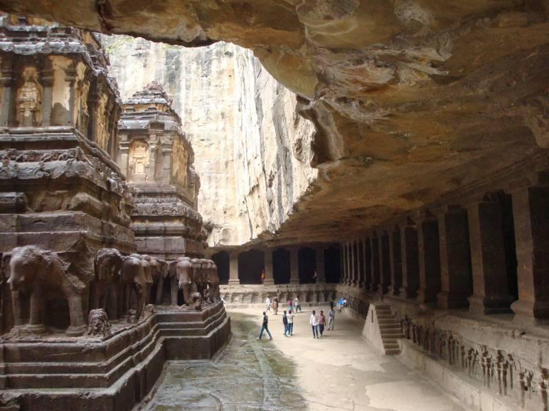 Aurangabad-ellora-ajanta Tour