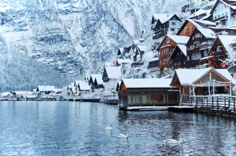 Austria – 6 Days In Vienna, Hallstatt Tour