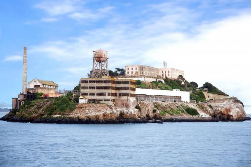 Alcatraz Tour Plus Muir Woods Tour