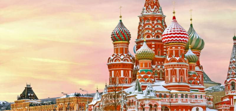 Russian Explorer - Moscow & St Petersburg Tour