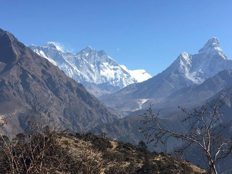 Nepal Everest Base Camp Trek Tour