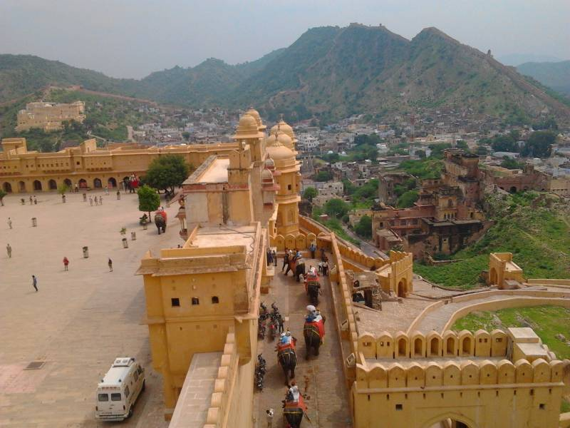 Jaipur With Pushkar Udaipur Package