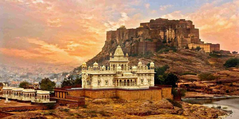 Land Of Maharajas Tour Package