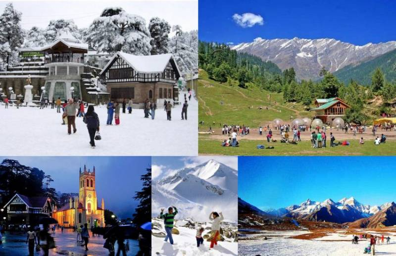 5 Night 6 Days Shimla, Manali Tour