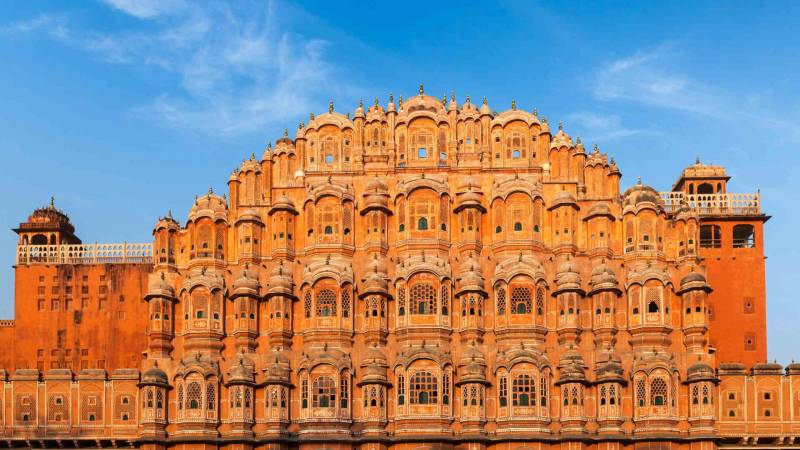 Quick Golden Triangle Tour Package