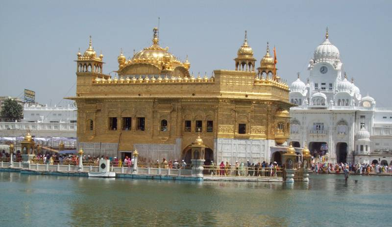 Golden Triangle With Amritsar Tour Package