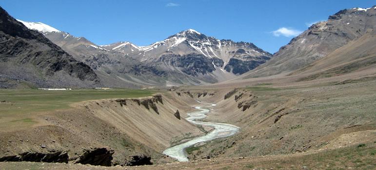 Padum Trek Via Firchala Pass