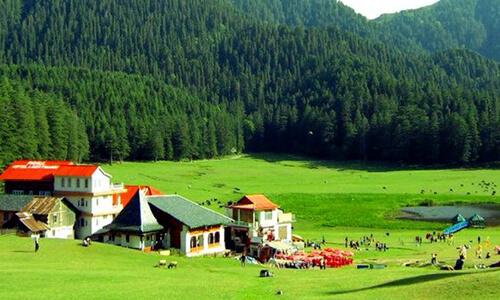 Shimla – Manali – Dharmshala – Dalhousie Tour