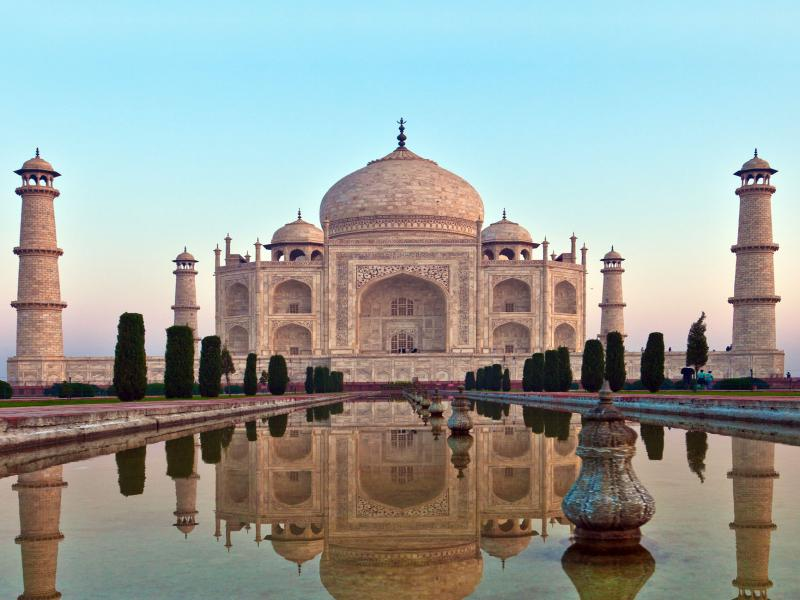 Golden Triangle With Ranthambore Package