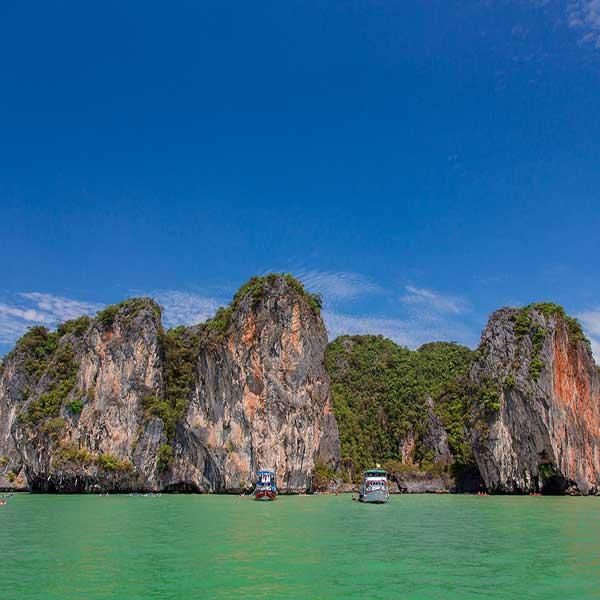 Phuket-krabi Tour