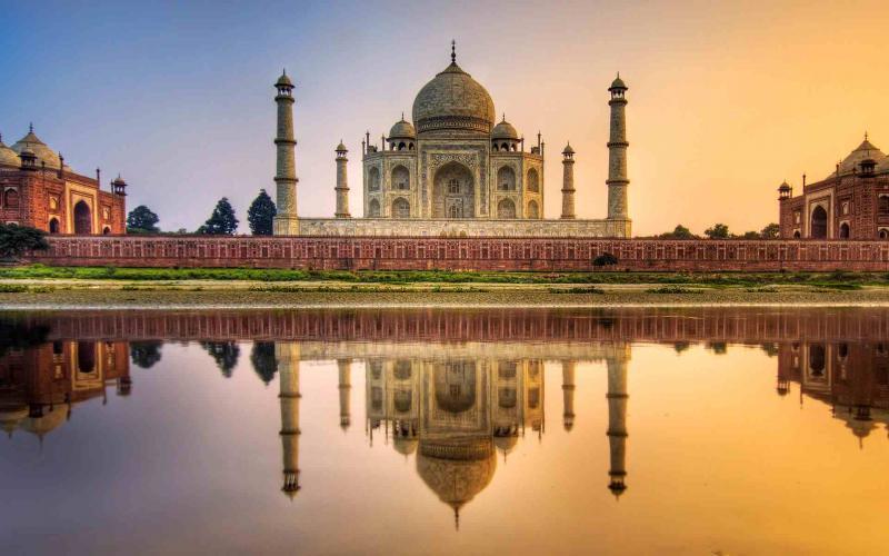Rajasthan With Taj Mahal Tour Package