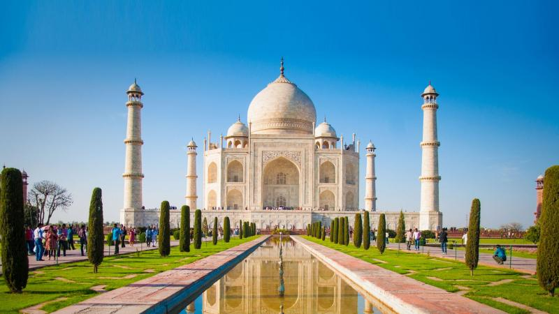 Taj Mahal With Rajasthan Tour Package