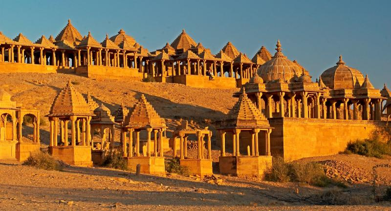 Wonderful Rajasthan With Taj Mahal Tour