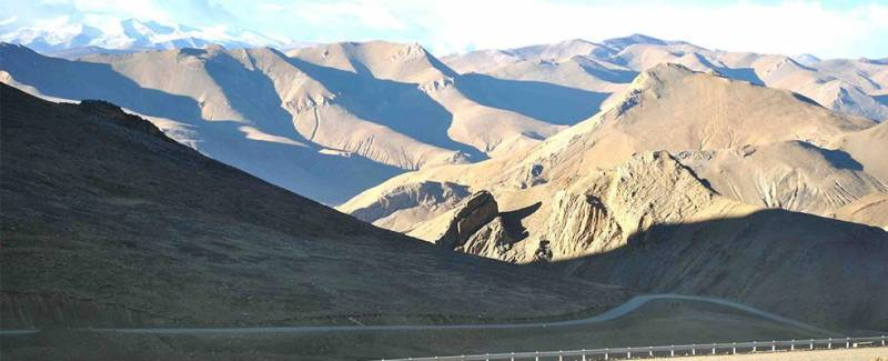Tibet Tour From Nepal Via Everest Package