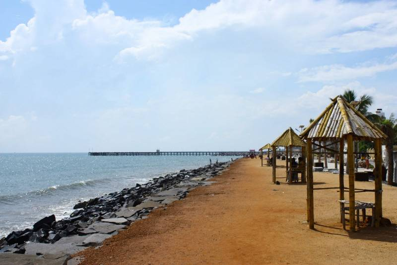 South India Beach Tour Package