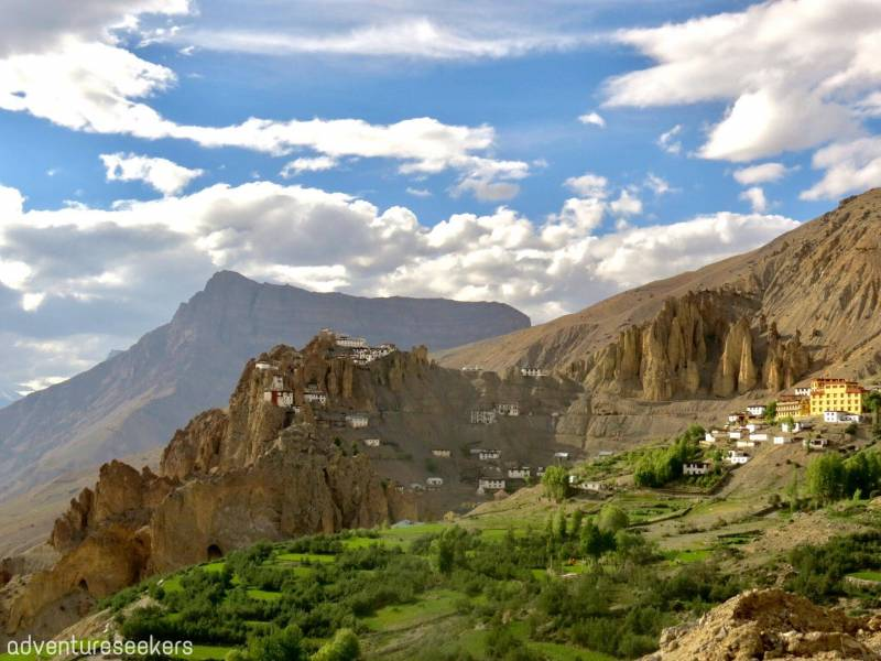 Spiti, Manali And Mcleodganj Tour Package