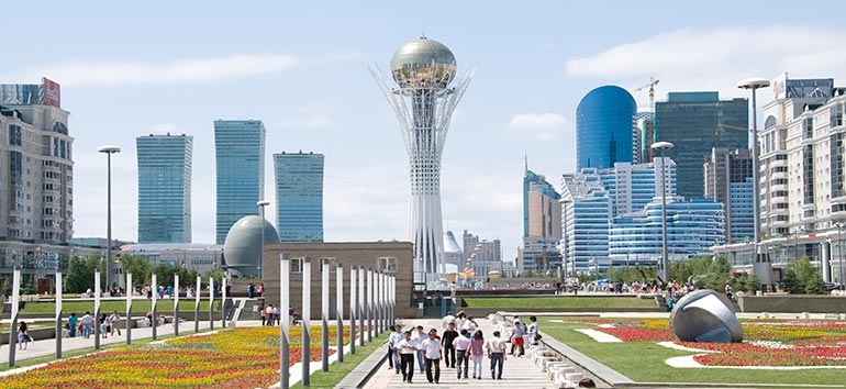 Almaty – The Land Of Kazakhstan (4 Nights 5 Days) Tour