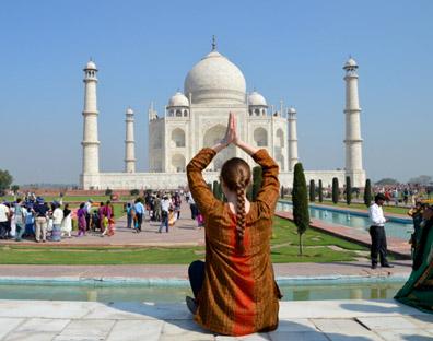 Yoga With Taj Package