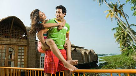 Kerala Honeymoon Delight Tour
