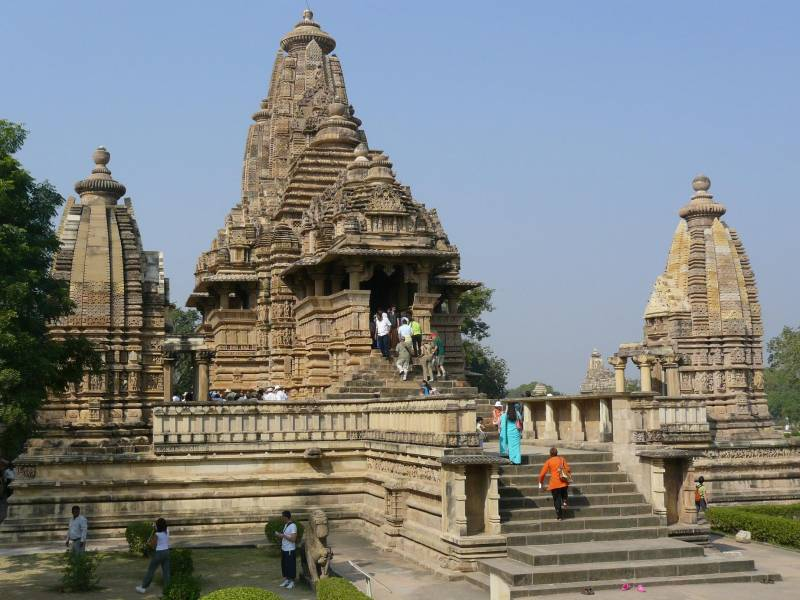 Golden Triangle With Varanasi And Khajuraho Package