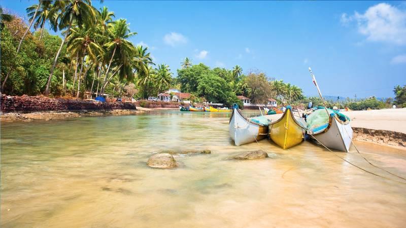 Goa Kerala Tour Package
