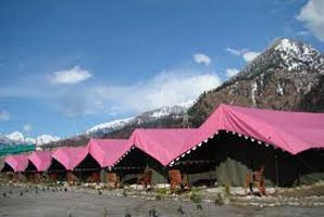 Manali Adventure Camping Tour
