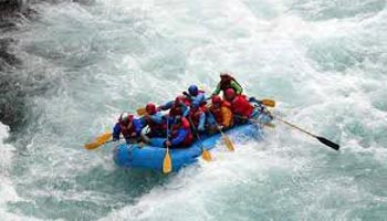 White Water Thriller In Rishikesh Tour
