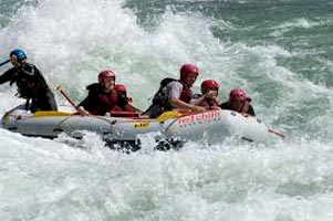 Rafting Adventure White Water Thriller Tour