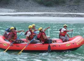 White Water Thriller On Mahakali (1 Night 2Days) Tour