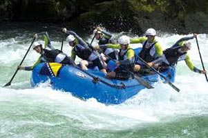 White Water Thriller In Rishikesh (1 Night 2Days)