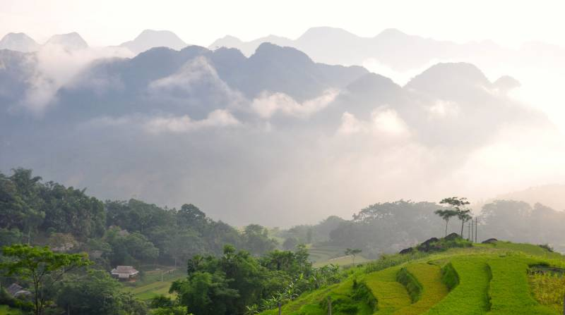 Mai Chau Pu Luong Nature Reserve Escape Tour