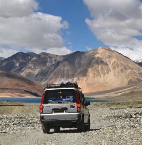 Khardungla & Pangong Tour
