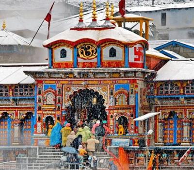 Badrinath-kedarnath-haridwar-rishikesh Tour