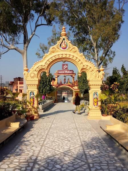 Mussoorie-haridwar-rishikesh Tour