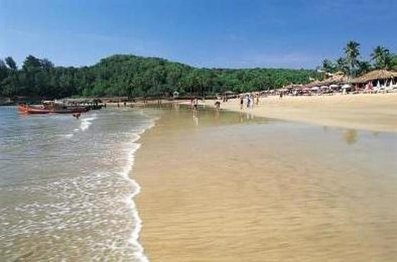 Goa  Ocean Ride Beach Resort Tour