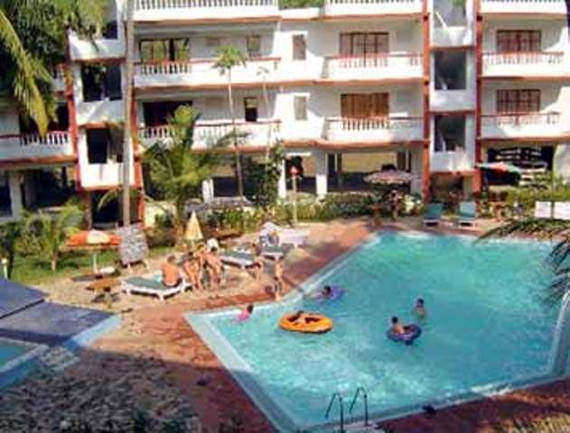 Rahi Coral Beach Resort { Goa } Tour