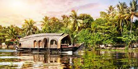 Kerala Tour Packages 4 Nights/5 Days