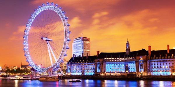 London & Scotland Add On Ireland Tour