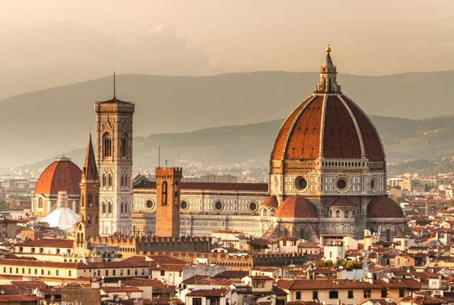Italy Honeymoon Package