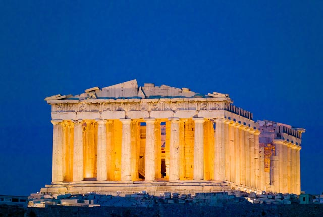 Greece Honeymoon Package