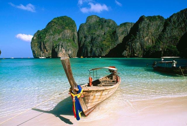 Phuket Krabi Honeymoon Package