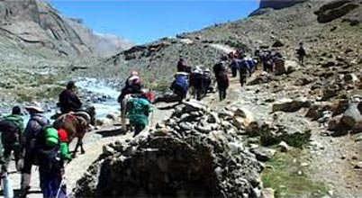 Kailash Mansarovar Yatra By Helicopter 10 Days / 9 Nights Tour