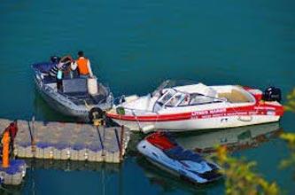 Water Sports Destination - Tehri Dam Tour