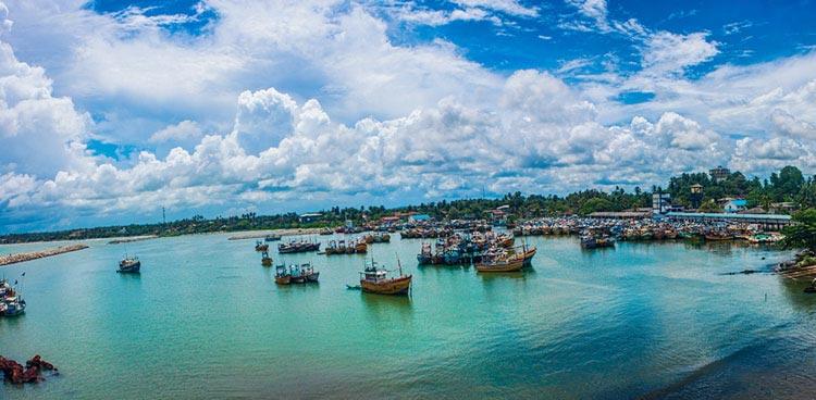 Sri Lanka South Coast Beach Tours