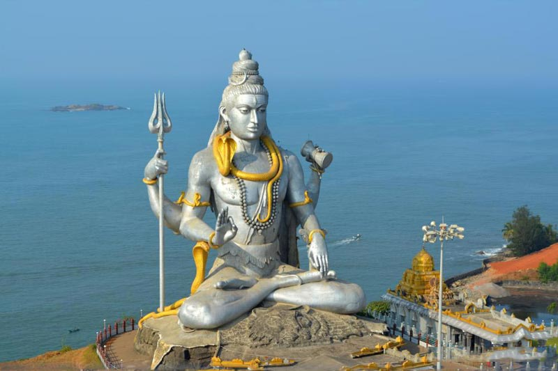Gokarn - Murudeshwar - Udupi Trip 6 Night 7 Days Tour