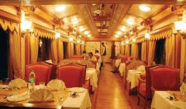 The Golden Chariot Southern Splendor India Tours