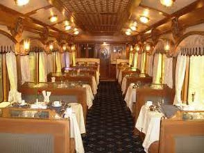 Maharashtra Splendour Journey The Deccan Odyssey Train