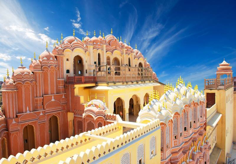 Heritage Of Rajasthan Royals Tour