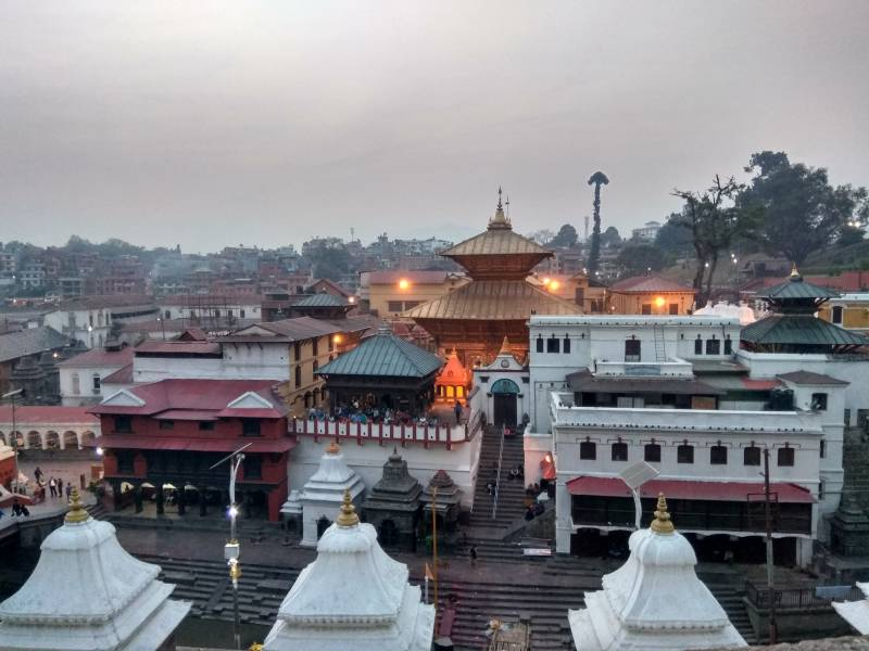 Kathmandu Mukti Tour