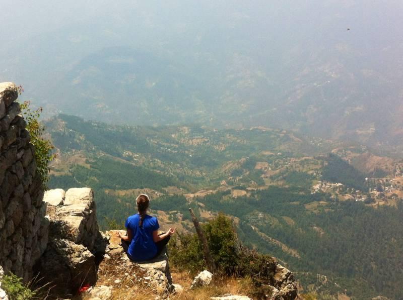 The Shali Tibba Hike Tour